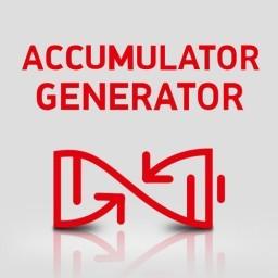 Product Featured Image — Accumulator Generator