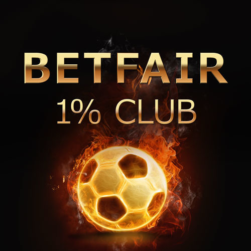 Betfair 1% Club
