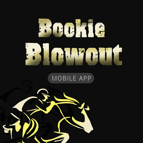 Bookie Blowout Mobile App