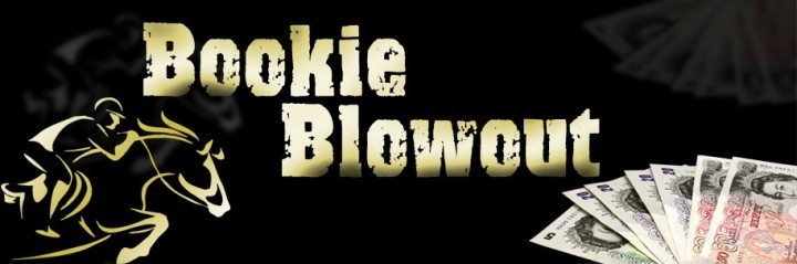 Bookie Blowout Banner