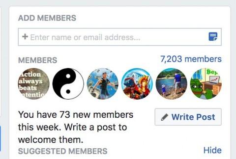 Profit Maximiser — Members