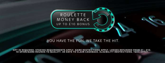 Risk free matched betting casino offer