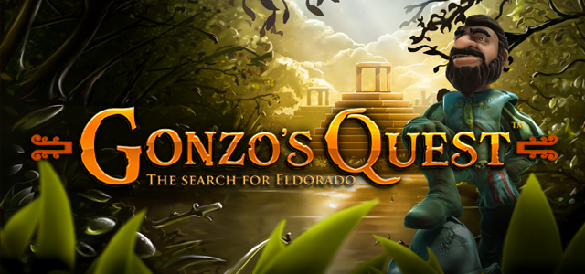 Gonzos Quest casino slot machine