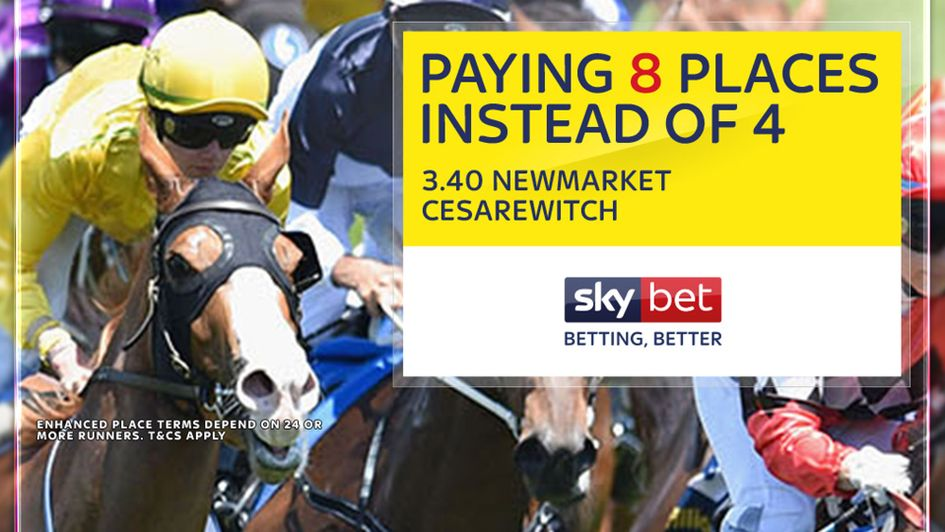 sky bet extra places