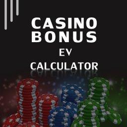 Casino Bonus EV Calculator