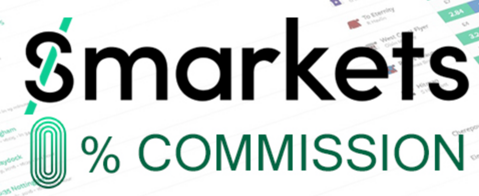 Smarkets 0% commission review