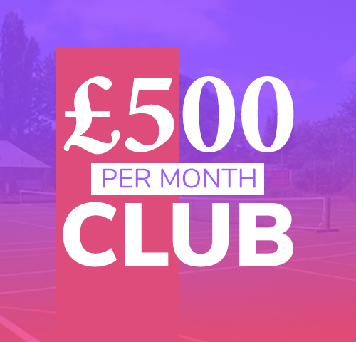 £500 per month club