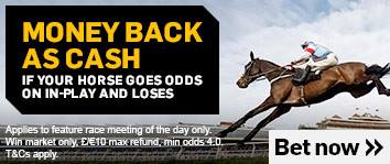 betfair horse racing offer