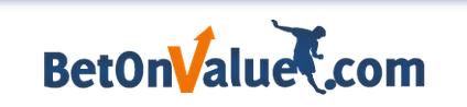 bet on value logo