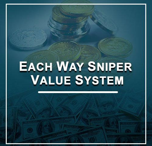 Each Way no lay value system