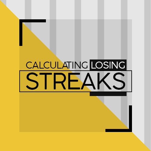 Calculating losing streaks