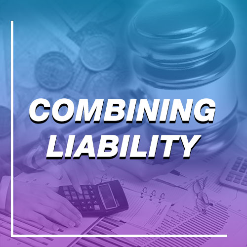 COMBINING LIABILITY