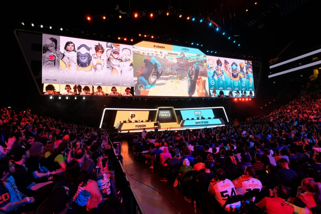 Make money betting on esports